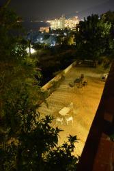 Oasis : vue de nuit
