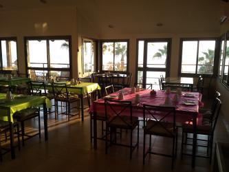 Oasis salle à manger
