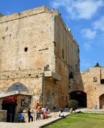 Saint Jean d'Acre (45 minutes de l'Oasis) : la Citadelle